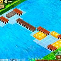 WoodenPat2 - игра строить мост