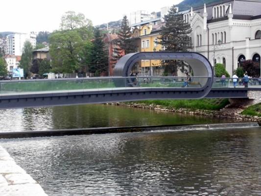 уникальное строение, разработанное в Боснии