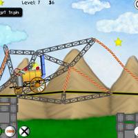 игра построй железнодорожный мост 2