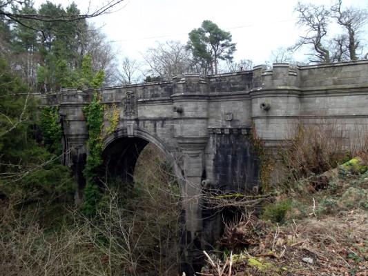 мост в шотландии