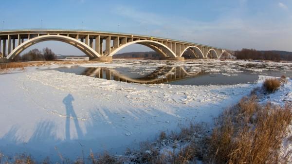 мост через Одер