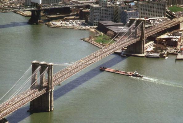 Бруклинский подвесной мост