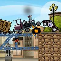 игра взрывать мост 2